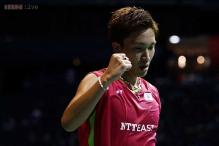 Japanes Kento Momota wins Singapore Open men's singles title