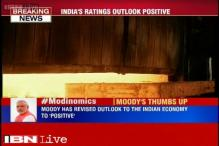 Moody's Investors Service raises India's credit rating outlook to positive