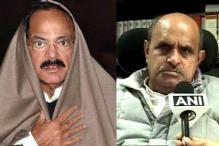 No 'love' lost between Venkaiah Naidu and KC Tyagi in Rajya Sabha