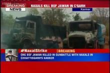 Chhattisgarh: Third Naxal attack in 48 hours, BSF soldier killed in gunbattle in Kanker district