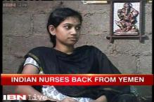 Nurses return from war-torn Yemen but future remains uncertain due to financial problems