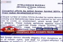 News 360: Centre freezes Greenpeace India's all 7 bank accounts