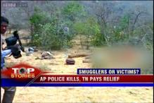 News 360: Andhra Pradesh Police kills 20 wood smugglers, Tamil Nadu pays compensation