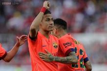 Neymar yet to reach physical peak: Clarence Seedorf