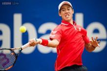 Kei Nishikori beats Martin Klizan to return to Barcelona Open final