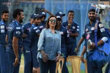 IPL 8: Mumbai Indians practice gathers pace with arrival of bowling coach