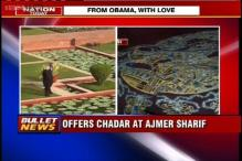 Obama sends Holy Cloth for offering at Ajmer Sharif