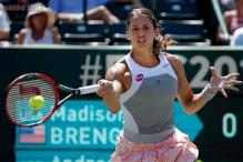 Andrea Petkovic improves to 10-0 at Family Circle Cup