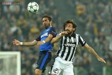 Rusty Andrea Pirlo still makes the difference for Juventus