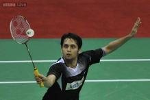 HS Prannoy, Parupalli Kashyap lose in Malaysia Open