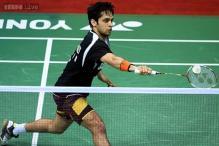 Parupalli Kashyap loses in Singapore Open semis