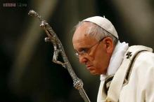 Don't ignore killing of Christians: Pope to world