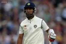 Cheteshwar Pujara scores a duck on Yorkshire debut