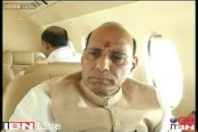 Rajnath Singh slams Rahul Gandhi for 'misleading' farmers