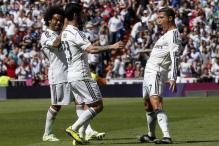 Javier Hernandez goal puts Real Madrid into Champions League semis