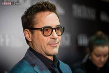Robert Downey Jr shares first image of daughter Avri
