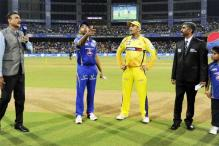 In pics: Mumbai Indians vs Chennai Super Kings, IPL 8, Match 12