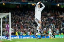 La Liga: Ronaldo, Rodriguez score as Real Madrid beat Malaga 3-1