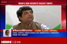 RPN Singh hits out at Giriraj Singh, demands his removal from Central government
