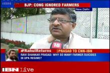 Rahul Gandhi not a cause of concern, says Ravi Shankar Prasad