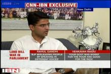 Rahul Gandhi will be elevated after consensus in Congress: Sachin Pilot
