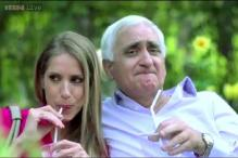 Salman Khurshid plays Saif, German envoy does an SRK in video on 'Kal Ho Naa Ho'