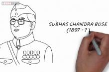 This beautiful video tells you all you need to know about Netaji Subhash Chandra Bose