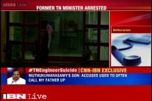 Will wait for the CB-CID probe report, says TN engineer Muthukumarasamy's son