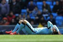 No fracture for Manchester City's David Silva