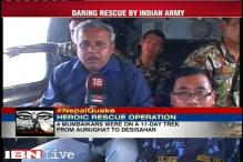 Nepal Earthquake: Indian Army evacuates four Mumbai trekkers from Gorkha district