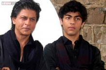 Shah Rukh Khan to launch son Aryan in Bollywood remake of 'Boyhood'