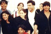Photo of the day: Uday Chopra shares a heartwarming snap of Shah Rukh Khan, Kajol and Karan Johar