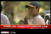 Parliamentary panel sparks controversy, says tobacco use not causes cancer