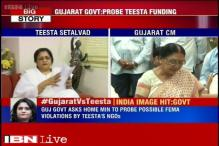 Gujarat governemnt writes to Home Ministry to probe Teesta's NGO for misuse of funds
