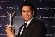 Sachin Tendulkar inducted into Laureus Sports Academy