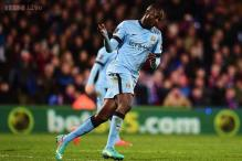Yaya Toure being made Manchester City scapegoat, says agent