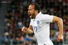 England's Townsend earns late draw against Italy