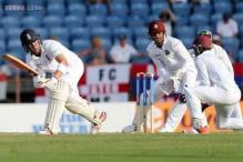 2nd Test: Cook, Trott make solid start to England reply