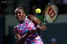 Venus Williams to miss Fed Cup playoff in Italy