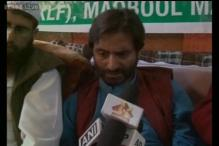 JKLF chief Yasin Malik says no to Kashmiri Pandits enclaves, wants them back in their original homes, sits on hunger strike