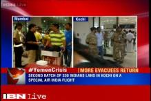 Second batch of 664 Indians rescued from Yemen return home