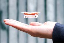 Meet the 'world's smallest' drone