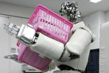 Chinese property developers hiring robots as human wages soar