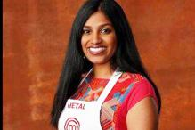 Indian-American first vegetarian contestant on 'MasterChef US'