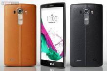 LG begins global rollout of flagship G4 smartphone with leather back