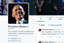 Offensive replies on Obama's Twitter account are part of an open society: White House
