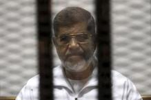 Mohammed Morsi sentenced to death over his part in a mass prison break during 2011 uprising