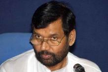 Bad monsoon will not affect us, says Ramvilas Paswan