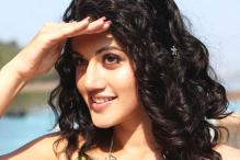To just stand in a frame with Amitabh Bachchan is an accomplishment in itself: Taapsee Pannu