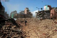 Over 2,50,000 buildings damaged in Nepal earthquake